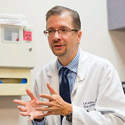 Dr. Scott Sullivan, Director of MUSC Health's Strong Start Program