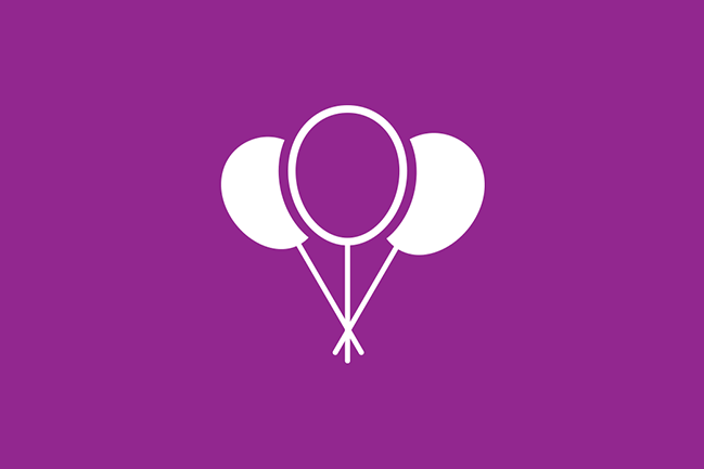 Event balloons